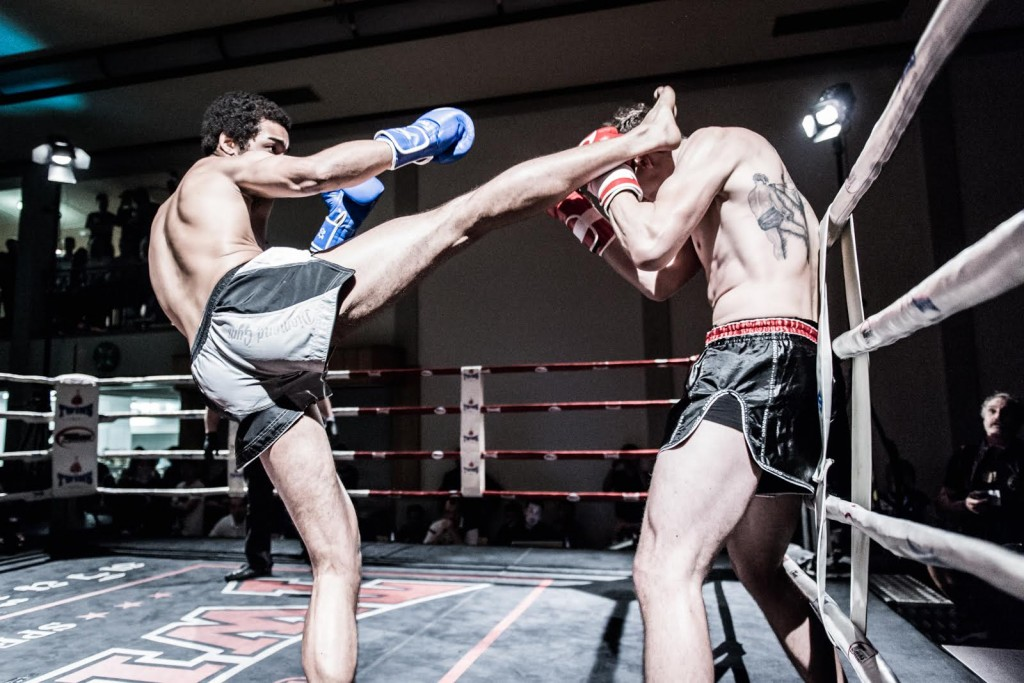 Diamond Gym RAW: Kampfsport – K1, Boxen, Muay Thai